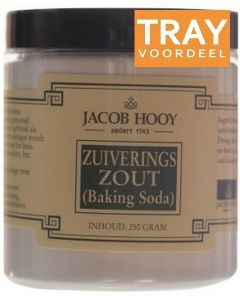 JACOB HOOY ZUIVERINGSZOUT TRAY 6 X 250 GRAM
