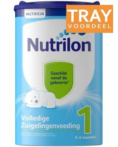 NUTRILON STANDAARD 1 TRAY 6 X 800 GRAM