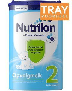 NUTRILON STANDAARD 2 TRAY 6 X 800 GRAM