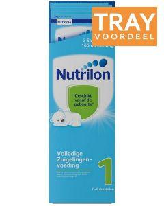 NUTRILON STANDAARD TRAY 6 X 3 X 23 GRAM