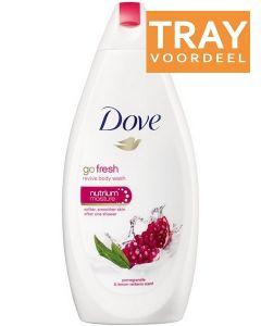 DOVE GO FRESH REVIVE BODY WASH DOUCHEGEL TRAY 12 X 500 ML