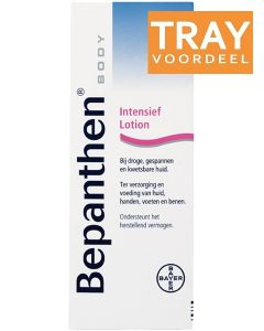 BEPANTHEN BODY INTENSIEF LOTION TRAY 20 X 200 ML
