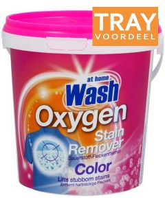 AT HOME WASH OXYGEN COLOR TRAY 6 X 1000 GRAM